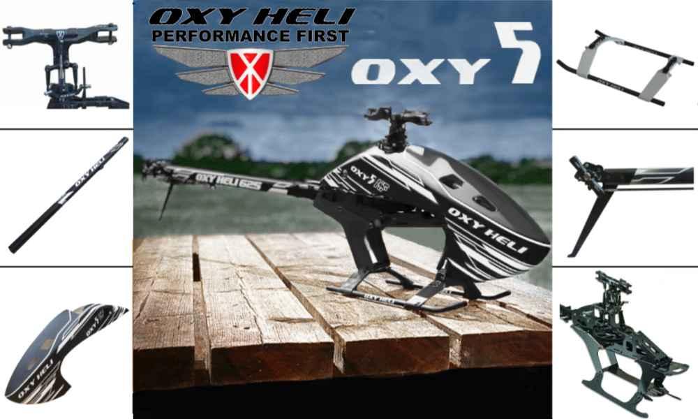 OXY 5HF Kit Only