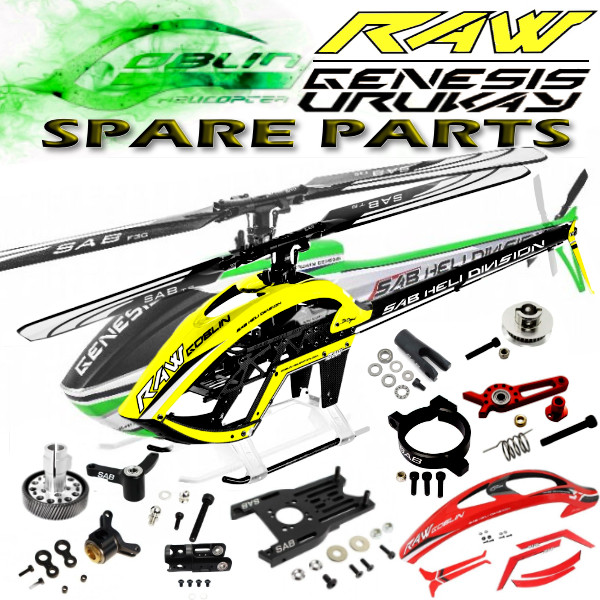 SAB RAW and GENESIS Spare Parts