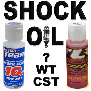 Shock Oil Selection