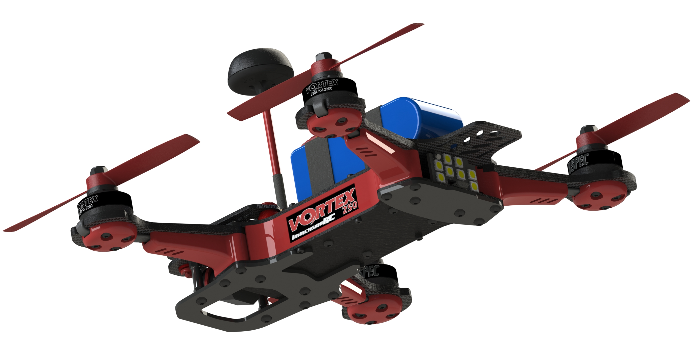 Immersion RC Vortex Pro Spare Parts