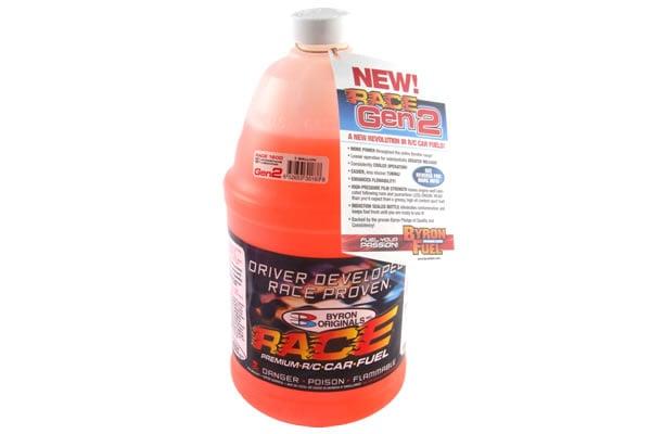 RC Car Engine & Fuel