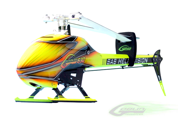 Intermediate and Expert Model Helicopters | Model Helicopter Kits