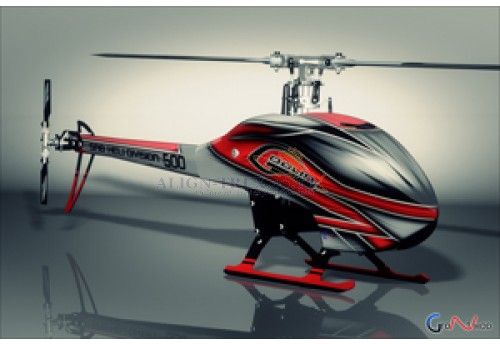 Goblin 500 RC Model Helicopter | Goblin Helicopters