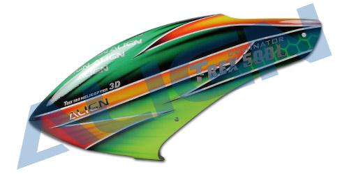 Align Trex 500L Dominator Canopies | Align Trex Canopies