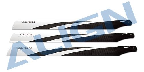 550 Three Bladed Head Tail