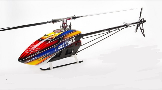 RC Helicopter Kits