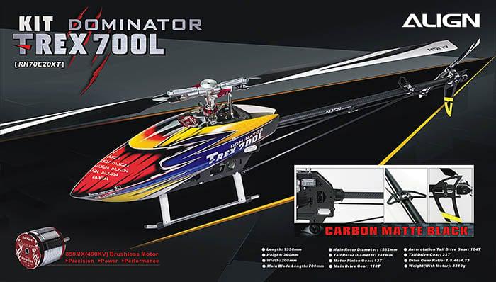 align t rex 700 model helicopter kits rh align trex co uk Align T-Rex 700 Nitro Pro T-Rex 700 Nitro Manual
