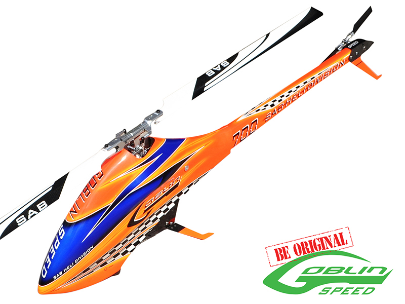 SAB Goblin Helicopters | Model Helicopter Kits