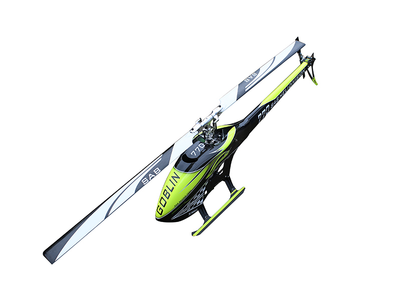 Goblin 770 Model Helicopters | Goblin Helicopters