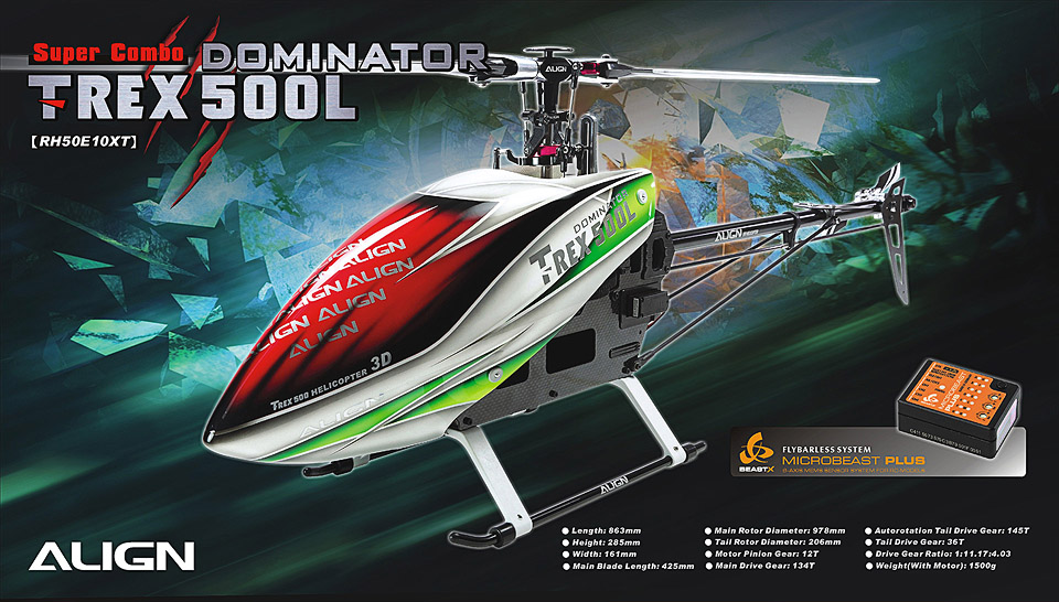 align helicopters align trex store align model helicopter kits rh align trex co uk trex 500 manual download Trex 500 DFC Manual