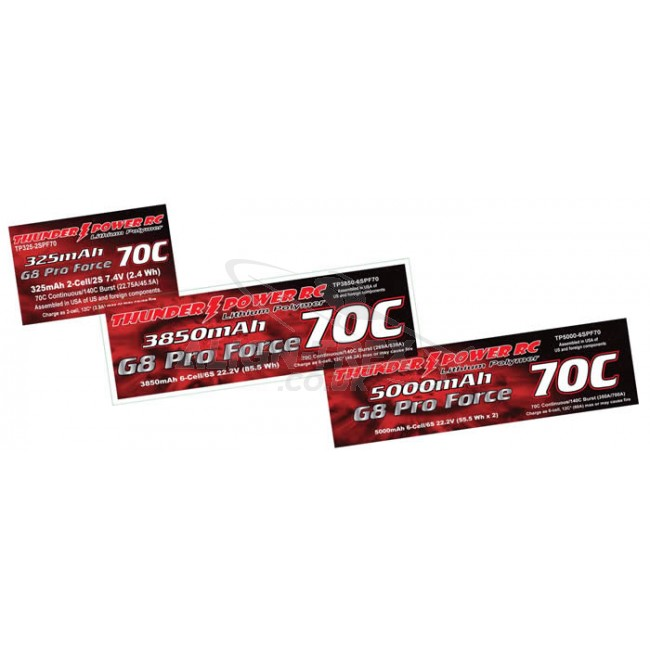 ThunderPower Batteries