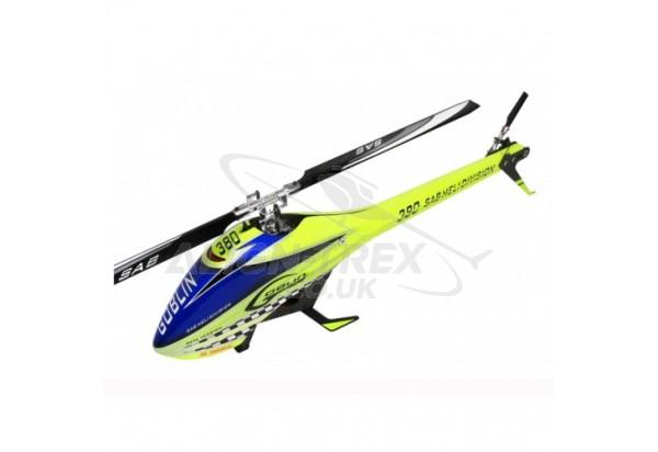 Goblin 380 Goblin Helicopter | Goblin Helicopters