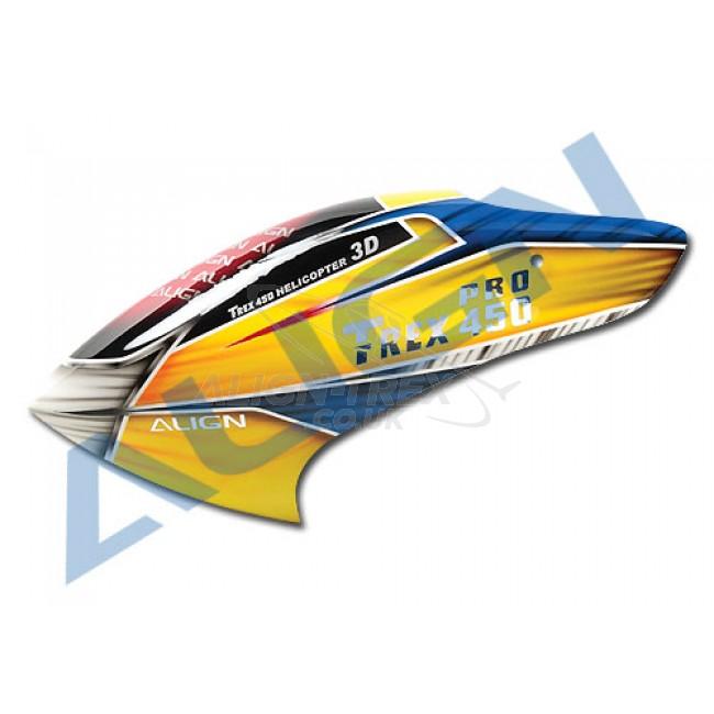 Align Trex 600E Pro Canopies | Align Trex Canopies