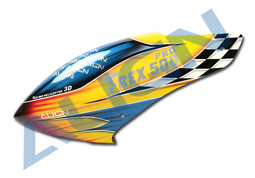Align Trex 500E Pro  Canopies | Align Trex Canopies