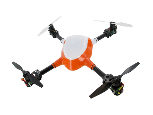 Leap 3D mulicopter