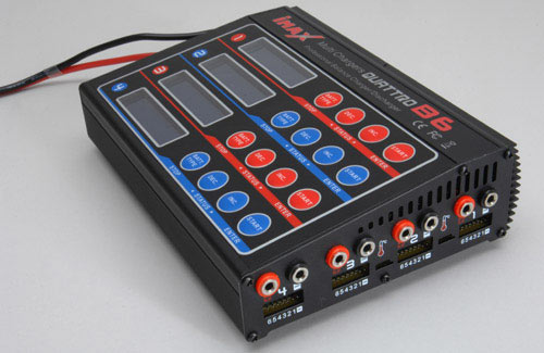 Quad LiPO chargers