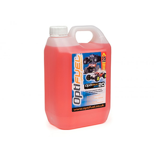RC Car Fuel