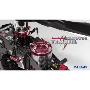 Align Trex 600L Dominator Spares