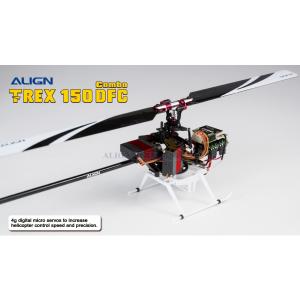 Align trex 150 upgrades