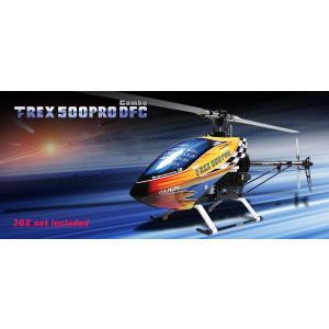 Align Trex 500E Pro Spares
