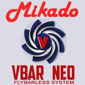 Mikado VBar flybarless