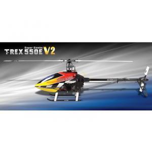 Align Trex 550 Spares