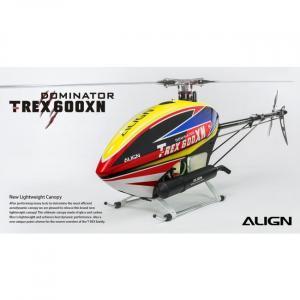 Align Trex 600XN Spares