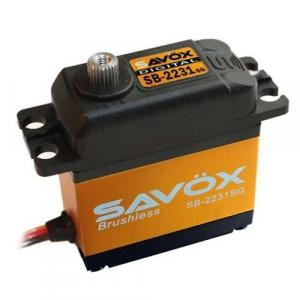 RC Car Servos