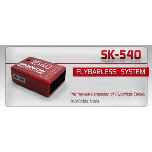 Skookum Flybarless