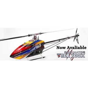 Align Trex 700X Dominator Spares
