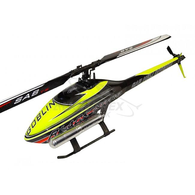 Goblin Black Nitro | Goblin Helicopters