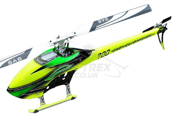Goblin 700 RC Model Helicopter | Goblin Helicopters