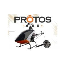 XLPower Protos 480 Kit (With 4015/880KV Motor)  XL48K02