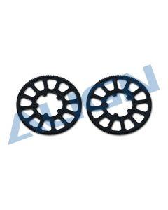 Align TRex 550/600 Main Drive Gear/170T-Black H60019AA