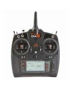 DX6 Gen 3 (Antenna Diversity) Transmitter System MD2 EU with Ar6610T Receiver SPM6755EU (406903)