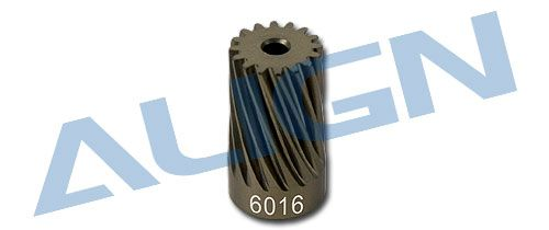 Pinion for herringbone gear 14 teeth 04214 M0,7
