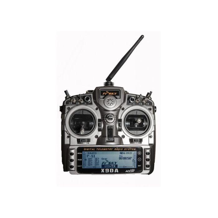 FrSKY Taranis X9D Plus ACCST (M2) Transmitter Only (2016 LBT) 406897