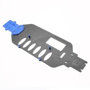 Plaque de châssis Ftx Vantage (al. Carbon) 1set Ftx6369